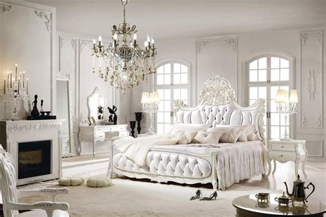 Luxurious White Master Bedrooms (with Pictures