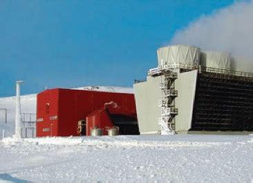 Модульные геотермальные электростанции ГеоТЭС основные технические характеристики
