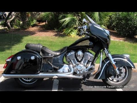 Indian Chieftain Picture by 2014 Indian Chieftain Thunder Black N00271