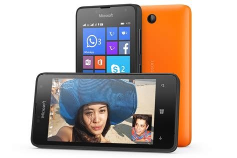 microsoft announces the new affordable lumia 430 for just 70 usd windows central