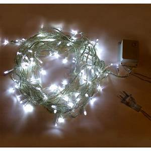 7 99 - Cool White 10m 8-mode Led String Lights    Fairy Lights    Christmas Lights