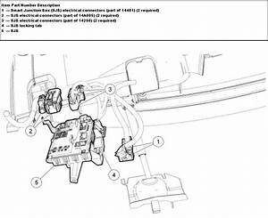 2006 Lincoln Mark Lt Fuse Box Diagram