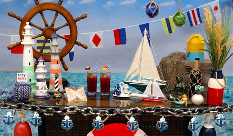 Decorating Ideas Nautical Theme by Nautical Decorating Ideas Hosting Guide
