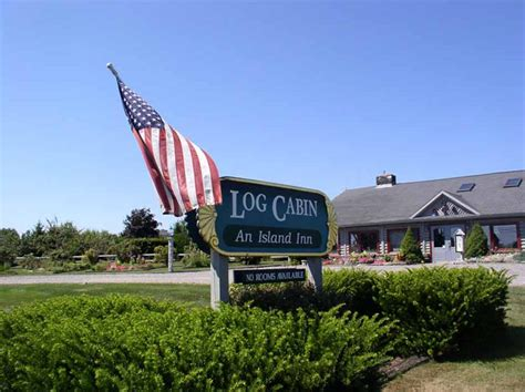 log cabin inn welcome to log cabin inn of bailey island maine