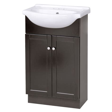 columbia combo  vanity  sink espresso home surplus