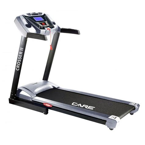 Tapis De Marche Electrique Intersport by Tapis De Course Care Crosser Ii Sport Et Fitness