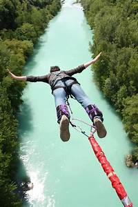 Bungy Jumping New Zealand - New Zealand's Highest, Sites ...