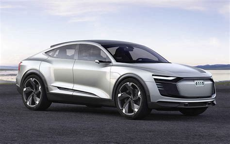 2018 Audi Q6 E Tron Price And Release Date New Concept Cars