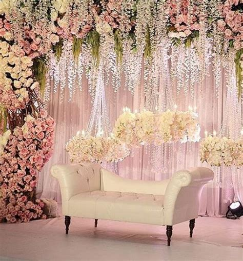 top 24 most dazzling wedding stage decoration that you t seen