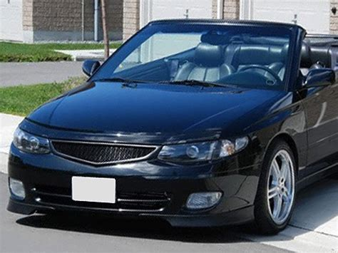 Mesh Grill Grille Fits Toyota Camry Solara 99 00 01 1999