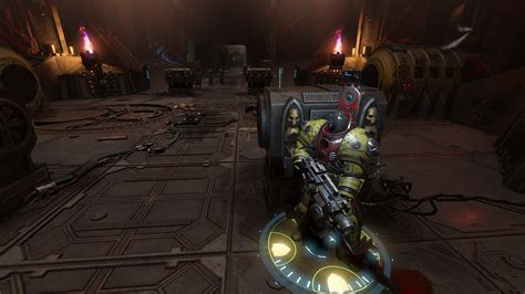 wallpaper warhammer  inquisitor martyr screenshot
