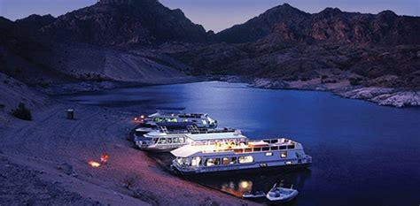 Fishing Boat Rentals Las Vegas by Lake Mead Houseboat Reservations