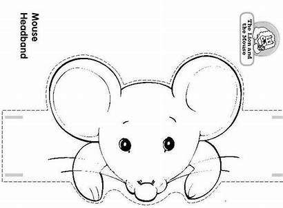 Mouse Lion Paper Crafts Hats Headband Google