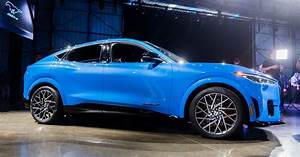 Up close with Ford?s electric Mustang SUV, the Mach-E - The Verge — Breaking U.S News