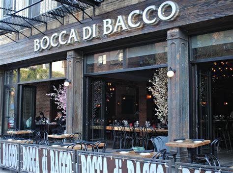 modern japanese cuisine bocca di bacco restaurant five locations in york