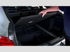 BMW 3 Series Gran Turismo Cargo Cover Storage YouTube
