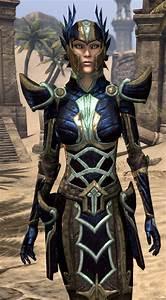 Elder Scrolls Online Ancient Elf Voidsteel - ESO Fashion