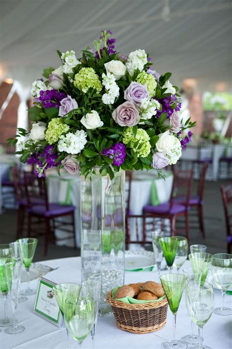 Elegant Summer Virginia Wedding By Jan Michele Photography
