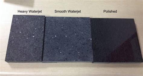 starry black granite tile for wall cladding rising