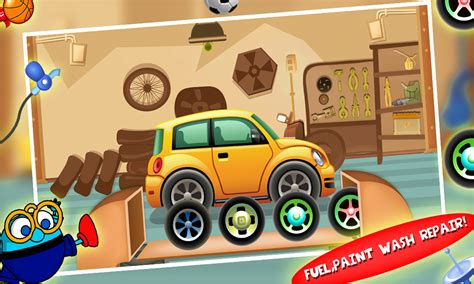 kid play car wash my car for kids android apps on google play