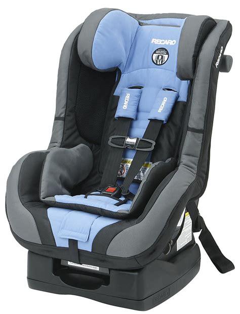Recaro Proride Convertible Car Seat  Car Seat Review