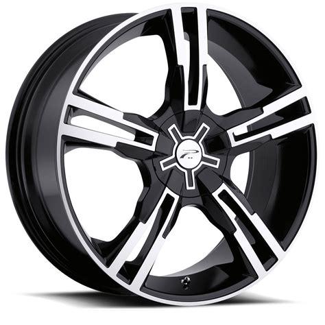 Platinum 291292 Saber Wheels  Socal Custom Wheels