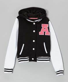 Brand Varsity Jacket | Justice | teen fashion | Pinterest ...