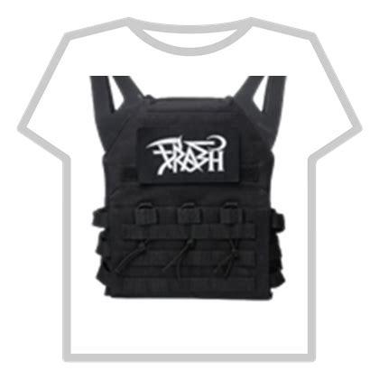 Ducan Trag Mladez Black Bulletproof Vest Roblox Png Herbandedi Org