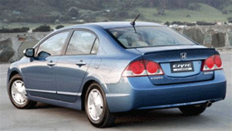 Honda Civic Hybrid Review by Honda Civic Hybrid Review 2007 Carsguide