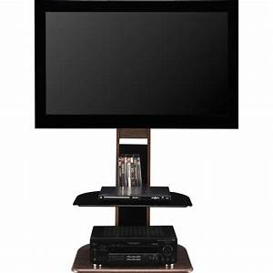 Altra Galaxy TV Stand W Mount For TVs Up To 50quot Black
