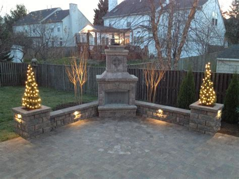 outdoor fireplace st louis outdoor kitchens labor tech landscaping st louis