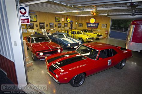 About Us Camaro Collection