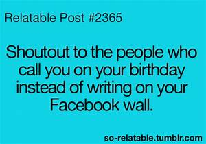 Teen Quotes Facebook | true birthday facebook teen quotes ...