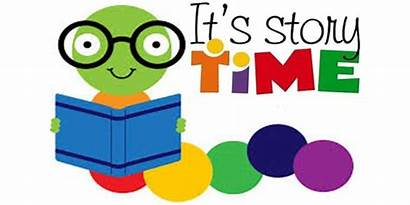 Story Hour Summer Read June Storytime Clipart