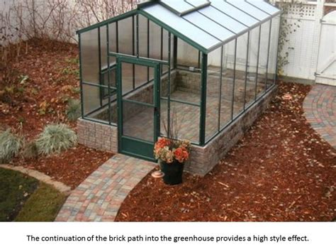flooring ideas for your greenhouse