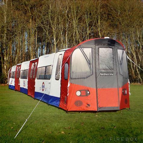underground tent