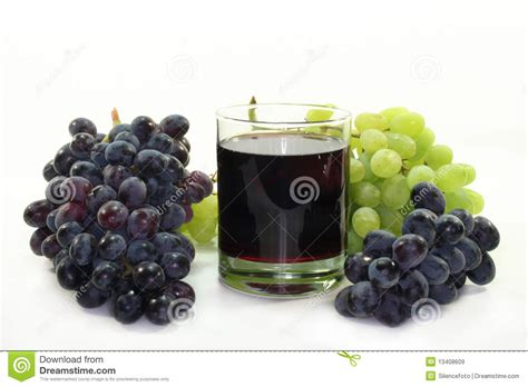 Grape Juice Stock Image Image Of Variety Tempting Glass
