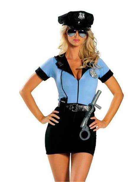 Aliexpress Com Buy Adult Sexy Cop Costume Traffic Police Uniform Halloween Policewomen Cosplay