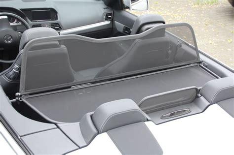 zymexx windschott mercedes  klasse cabrio typ