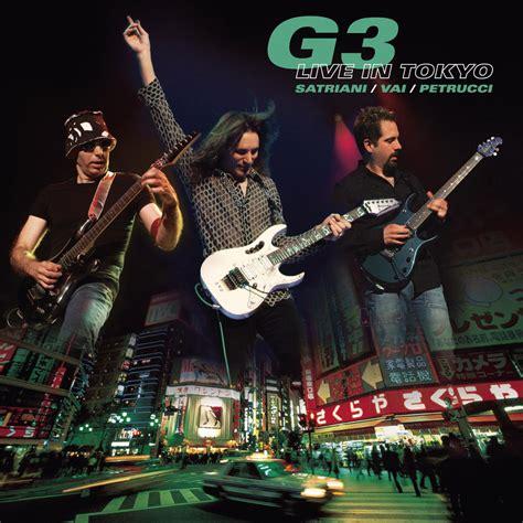 G3 | Music fanart | fanart.tv