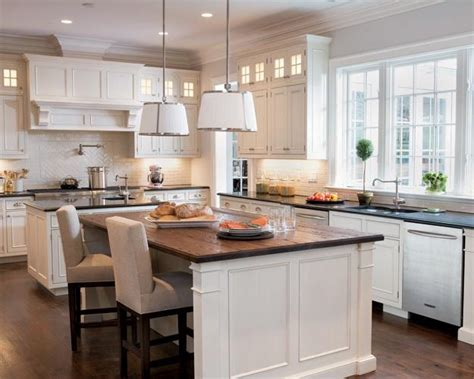 white kitchen cabinets with butcher block countertops butcher block countertops design ideas 2204