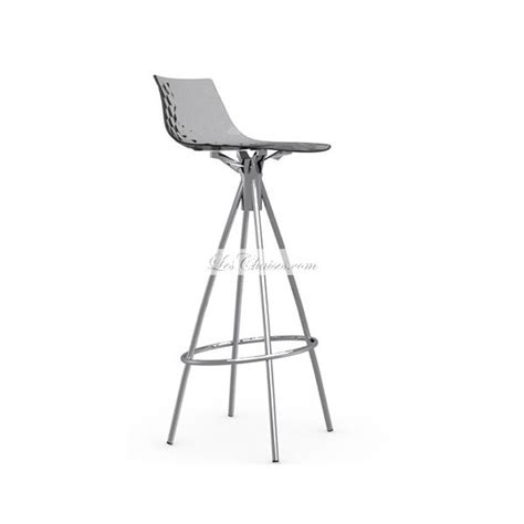 chaises de bar design tabouret de bar design calligaris tabourets
