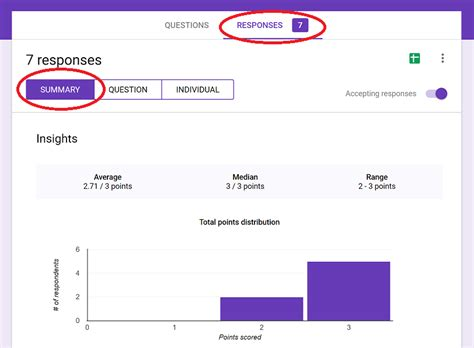 selectively sharing google forms data misteredtech