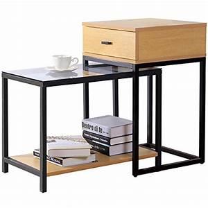 123 table bout de canape en verre table basse console de With tapis moderne avec table bout de canapé pas cher