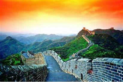 China Wall Desktop Wallpapers Colorful Sky Wallhaven