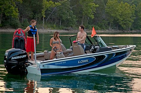 Fish And Ski Boats For Sale In New York by 2016 New Lowe Fish Ski Fs1810 Ski And Fish Boat For Sale