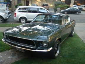 Purchase used 1968 Ford Mustang BULLITT Fastback Manual ...