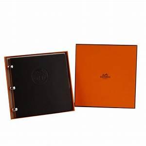 Carnet De Note Cuir : petite maroquinerie herm s carnet de note herm s cuir marron joli closet ~ Melissatoandfro.com Idées de Décoration