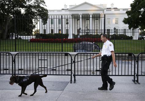 white house security white house security breach intruder had 800 rounds