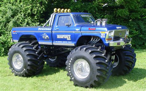 bigfoot 10 monster truck 2014 ford f150 bigfoot html autos post